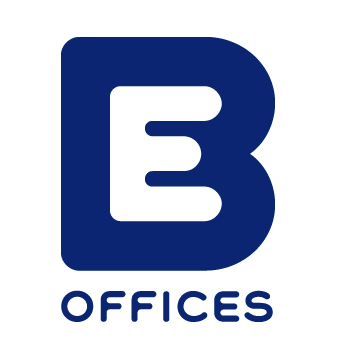 BE offices' logo
