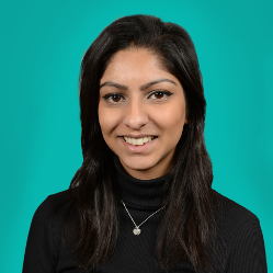 Photograph of Nisha Mistry