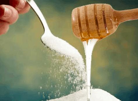 Sugar & honey