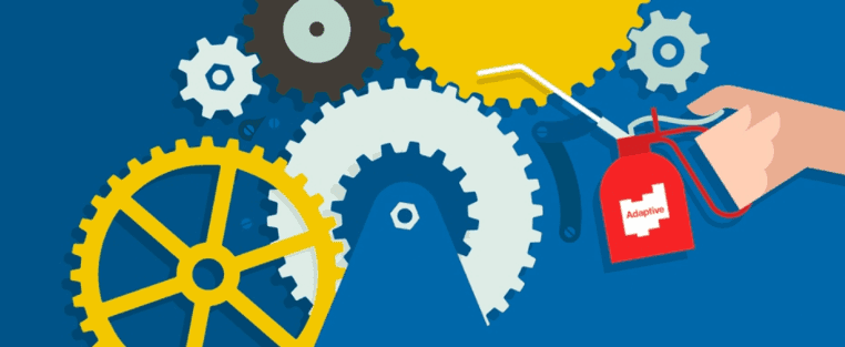 Cogwheel graphic