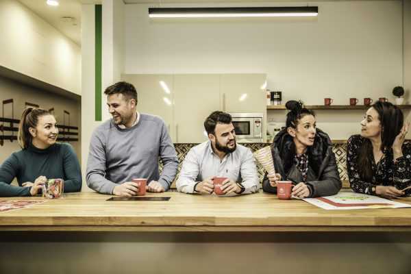 Manchester Coworking Space