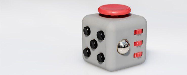 The fidgit cube