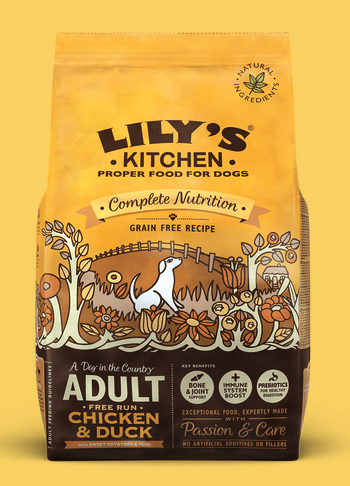 Lily's Kitchen dog food