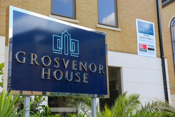 Grosvenor House, Grosvenor Square, Southampton