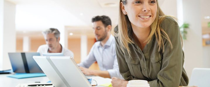 is coworking the future?