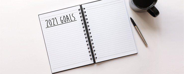 2021 goals diary